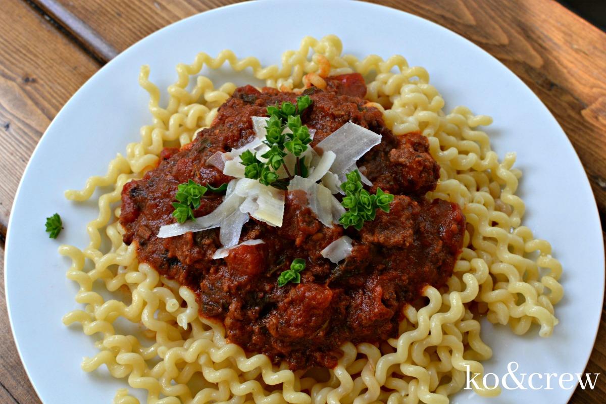 Memere's Spaghetti